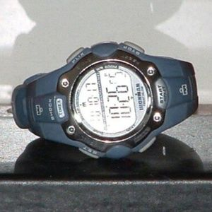 Timex Ironman Blue T5J411 Shock Digital Watch